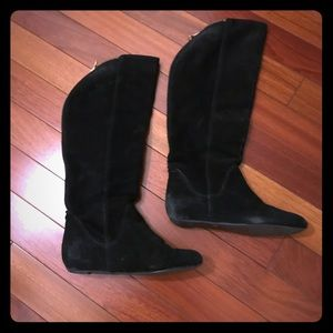 Steve Madden Luxe Suede Boots sz. 7.5